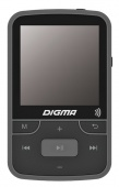 "Плеер Hi-Fi Flash Digma Z4 BT 16Gb черный/1.5""/FM/microSD/clip"
