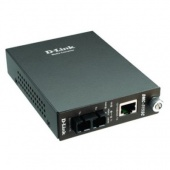 D-Link DMC-515SC, Media Converter Module, Fast Ethernet Twisted-pair to Fast Ethernet Single-mode Fiber, (15km, SC)