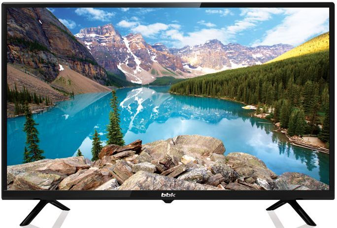 "Телевизор LED BBK 32"" 32LEM-1050/TS2C черный/HD READY/50Hz/DVB-T/DVB-T2/DVB-C/USB (RUS)"