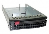 "Supermicro Adaptor MCP-220-00043-0N HDD carrier to install 2.5"" HDD in 3.5"" HDD tray (for case 813,825, 826, 836, 846 series)"