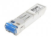 D-Link DEM-220R, 100Base-BX-U Single-Mode 20KM SFP Transceiver (TX-1310/RX-1550 nm)