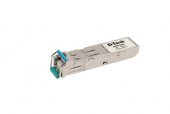 D-Link DEM-331R/20KM, WDM SFP Transceiver with 1 1000Base-BX-U port. DDM supportUp to 20km, single-mode Fiber, Simplex LC connector, Transmitting and Receiving wavelength: TX-1310nm, RX-1550nm, 3.3V