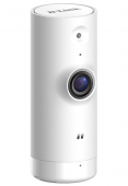 "D-Link DCS-8000LH/A1A, 1 MP Wireless HD Day/Night Cloud Network Camera.1/4"" 1 Megapixel CMOS sensor, 1280 x 720 pixel,  30 fps frame rate, H.264 compression, Fixed lens: 2,45 mm F 2.4, Built-in ICR/I"
