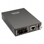 D-Link DMC-530SC, Media Converter Module, Fast Ethernet Twisted-pair to Fast Ethernet Single-mode Fiber, (30km, SC)