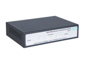 HPE 1420 5G Switch (5 ports 10/100/1000, unmanaged, fanless)
