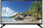 "Телевизор LED BBK 39"" 39LEX-5045/T2C черный/HD READY/50Hz/DVB-T2/DVB-C/USB/WiFi/Smart TV (RUS)"