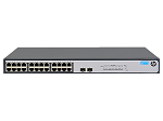 "HPE  1420 24G 2SFP Switch (24 ports 10/100/1000 + 2 SFP 100/1000, unmanaged, fanless, 19"")(repl. for J9561A)"