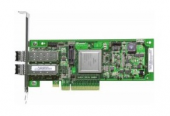 Infortrend EonStor DS converged host board with 4 x 8Gb/s FC ports or 2 x 16Gb/s FCports or 4 x 10Gb/s iSCSI/FCoE ports