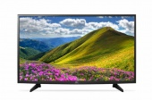 "Телевизор LED LG 43"" 43LJ510V черный/FULL HD/50Hz/DVB-T2/DVB-C/DVB-S2/USB (RUS)"