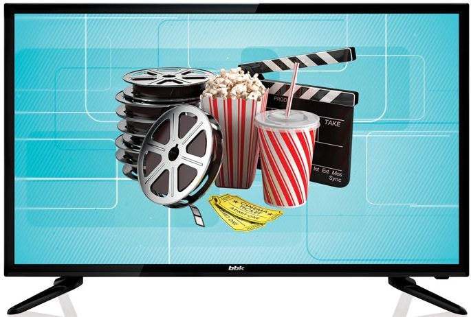"Телевизор LED BBK 32"" 32LEX-7047/T2C черный/HD READY/50Hz/DVB-T2/DVB-C/USB/WiFi/Smart TV (RUS)"
