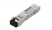 D-Link DEM-302S-BXU, 1-port mini-GBIC 1000Base-BX SMF WDM (Bi-Directional) (up to 2km, single mode) TX: 1310nm, RX: 1550nm